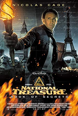 National Treasure Book of Secrets (2007) [1080p]