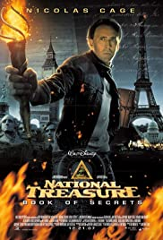 National Treasure: Book of Secrets (2007) Poster - Movie Forum, Cast, Reviews