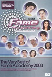 Fame Academy Poster