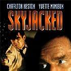 Charlton Heston and James Brolin in Skyjacked (1972)