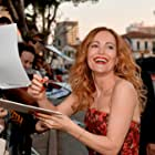 Leslie Mann at an event for Blockers (2018)