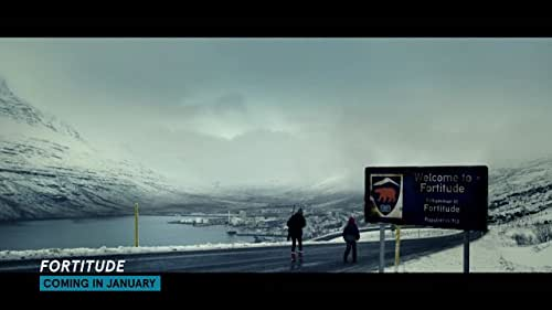 """See the trailer for the TV drama """"Fortitude""""."""