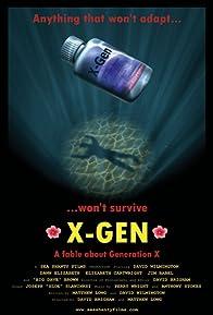 Primary photo for X-Gen