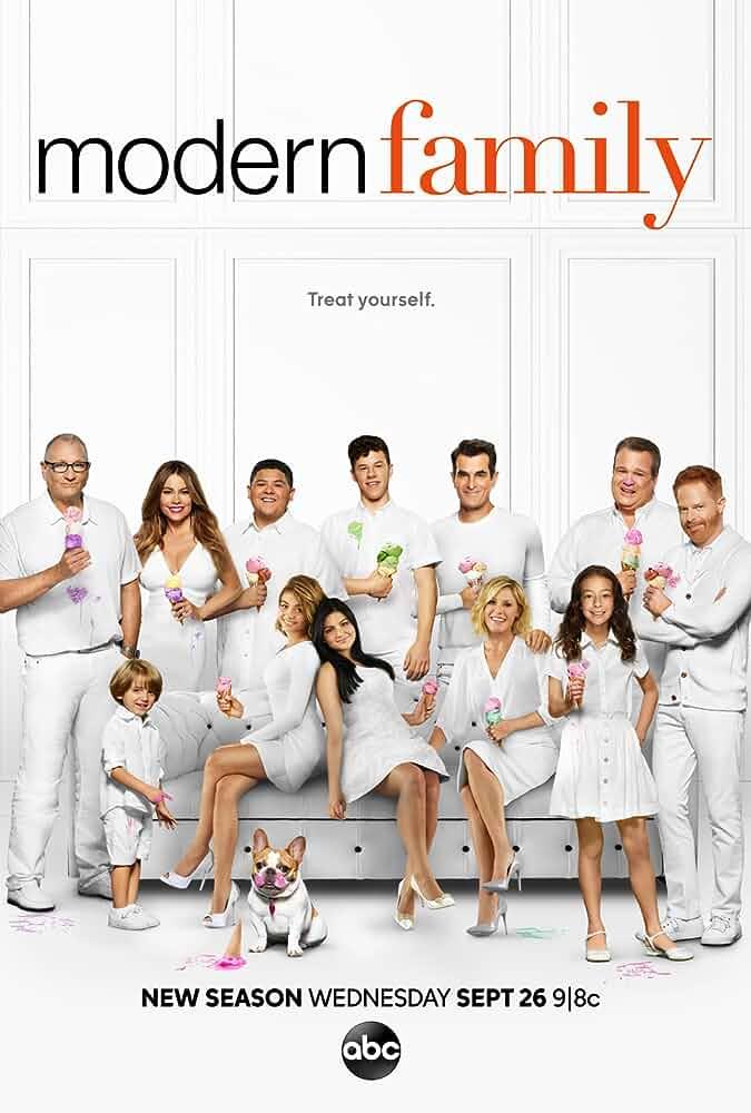 Modern Family S10 Season 10 (All Episodes)