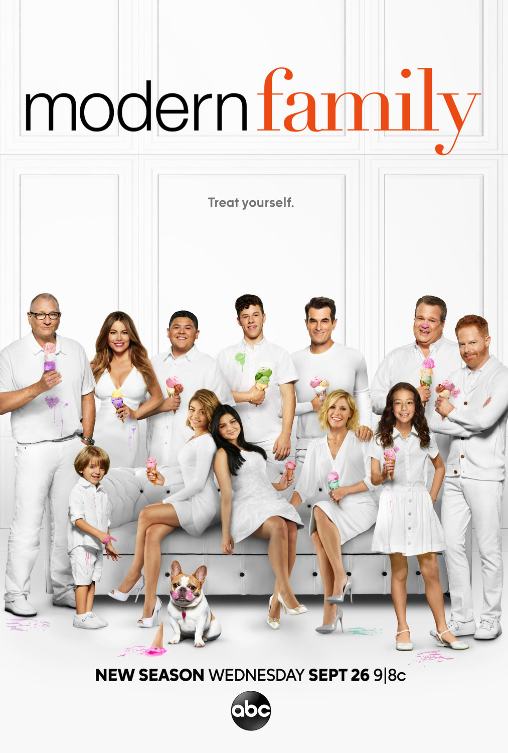 Modern Family Season 4 COMPLETE BluRay 480p