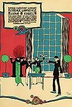 Elusive Isabel (1916) Poster