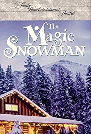 The Magic Snowman Poster
