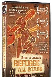 Refugee All Stars, Sierra Leone's Poster