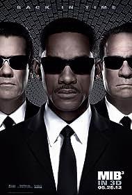 Tommy Lee Jones, Will Smith, and Josh Brolin in Men in Black 3 (2012)