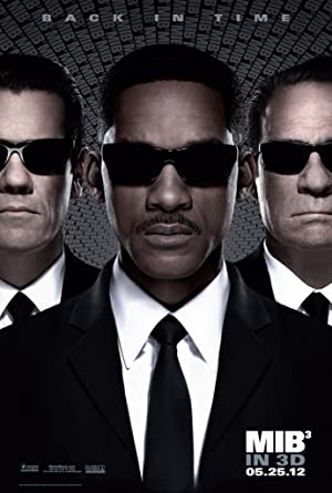 Download Men in Black 3 (2012) | 720p {Eng-Hin}
