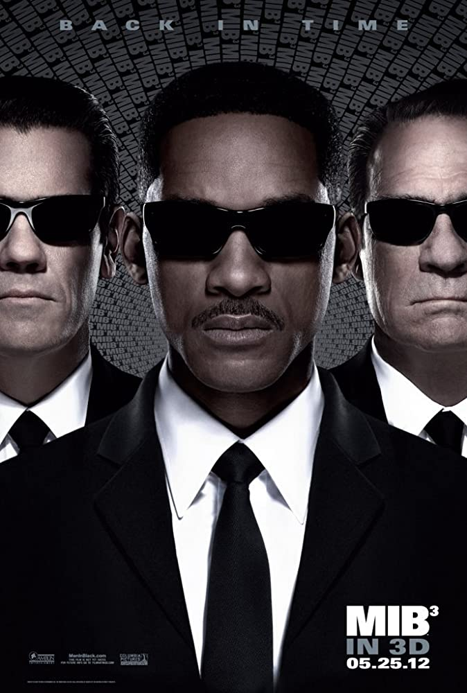 Men in Black 3 – 2012 Movie BluRay Dual Audio Hindi Eng 300mb 480p 1GB 720p 4GB 1080p