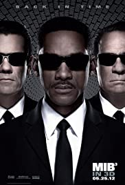 Men in Black 3 (2012) Poster - Movie Forum, Cast, Reviews