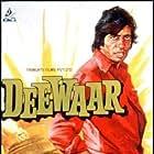 Amitabh Bachchan and Shashi Kapoor in Deewaar (1975)