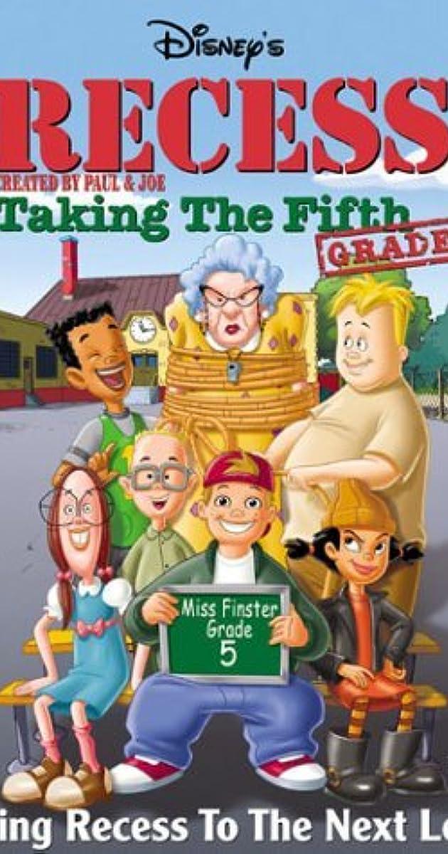 Recess: Taking the Fifth Grade (Video 2003) - IMDb