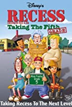 Primary image for Recess: Taking the Fifth Grade