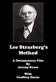 Lee Strasberg's Method Poster