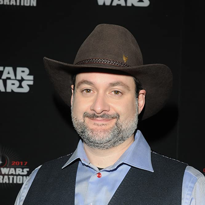 Dave Filoni at an event for Star Wars Rebels (2014)