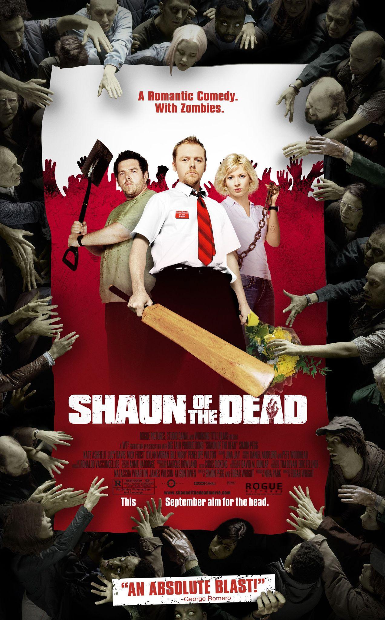 Shaun Of The Dead 2004 Photo Gallery Imdb