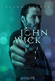 Keanu Reeves, Willem Dafoe, John Leguizamo, Bridget Moynahan, Ian McShane, Michael Nyqvist, and Alfie Allen in John Wick (2014)