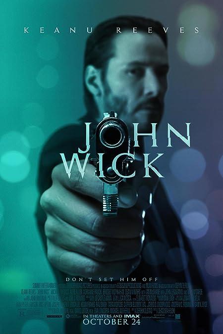 [R] John Wick (2014) Dual Audio Blu-Ray - 480P | 720P - x264 - 300MB | 800MB - Download & Watch Online  Movie Poster - mlsbd