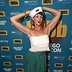 Pollyanna McIntosh at an event for IMDb at San Diego Comic-Con (2016)