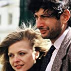 Jeff Goldblum and Michelle Pfeiffer in Into the Night (1985)