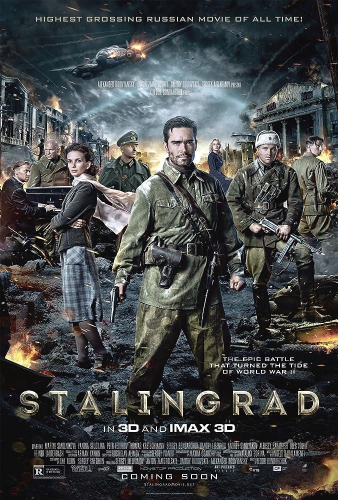 Stalingrad Streaming VF