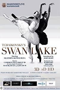 Comedy movies videos download Swan Lake 3D - Live from the Mariinsky Theatre by none [320p]
