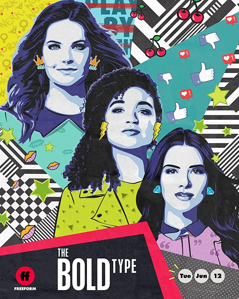 The Bold Type (2017)