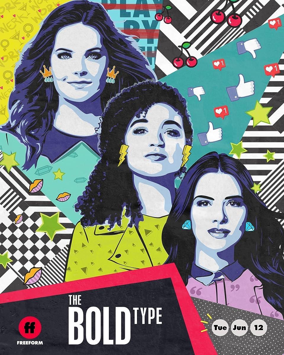 Drąsios ir žavios 2 Sezonas / The Bold Type Season 2 (2018)