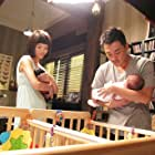Raymond Lam and Janelle Sing in Gui ying: Baby Blues (2013)