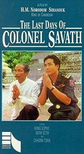 Watch new english movies Les derniers jours du Colonel Savath by [480x360]