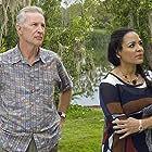 Geoff Pierson and Luna Lauren Velez in Dexter (2006)