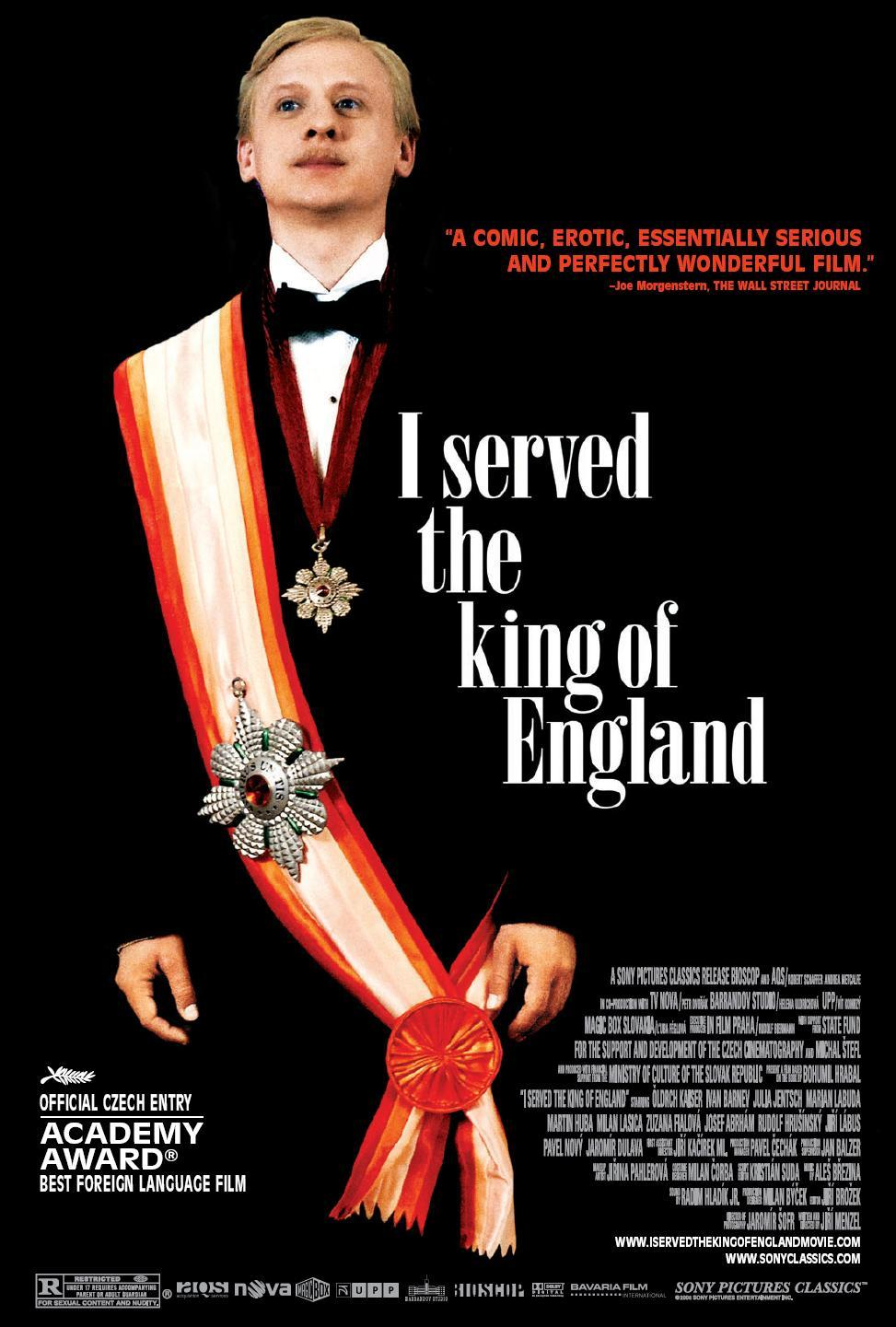 Image result for i served the king of england movie posters