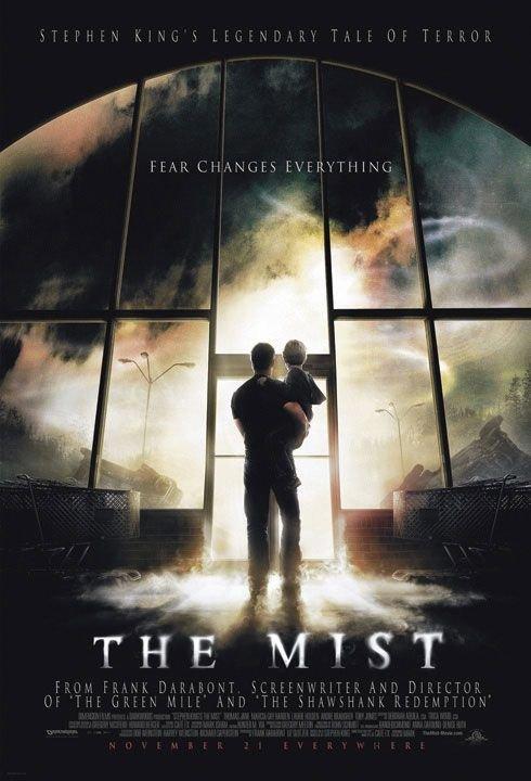 The Mist (2007) English 450MB Bluray Hindi-Sub Download