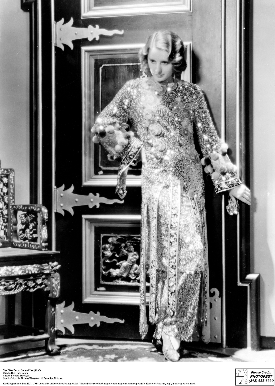 Barbara Stanwyck in The Bitter Tea of General Yen (1932)