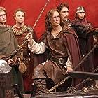 Julian Sands, Benno Fürmann, Samuel West, and Robert Pattinson in Ring of the Nibelungs (2004)