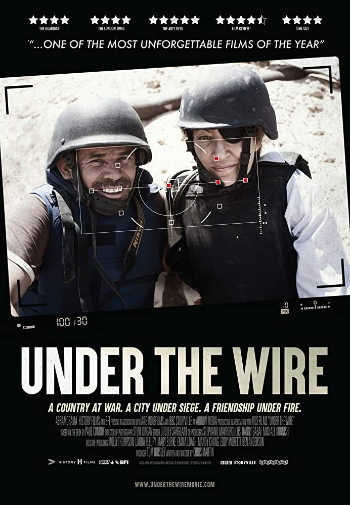 Under the Wire (2018)