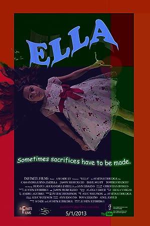 Ella: An Experimental Art House Horror Short Film ( Ella )