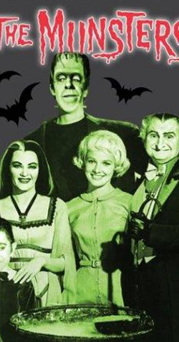 the munsters season 1 episode 2