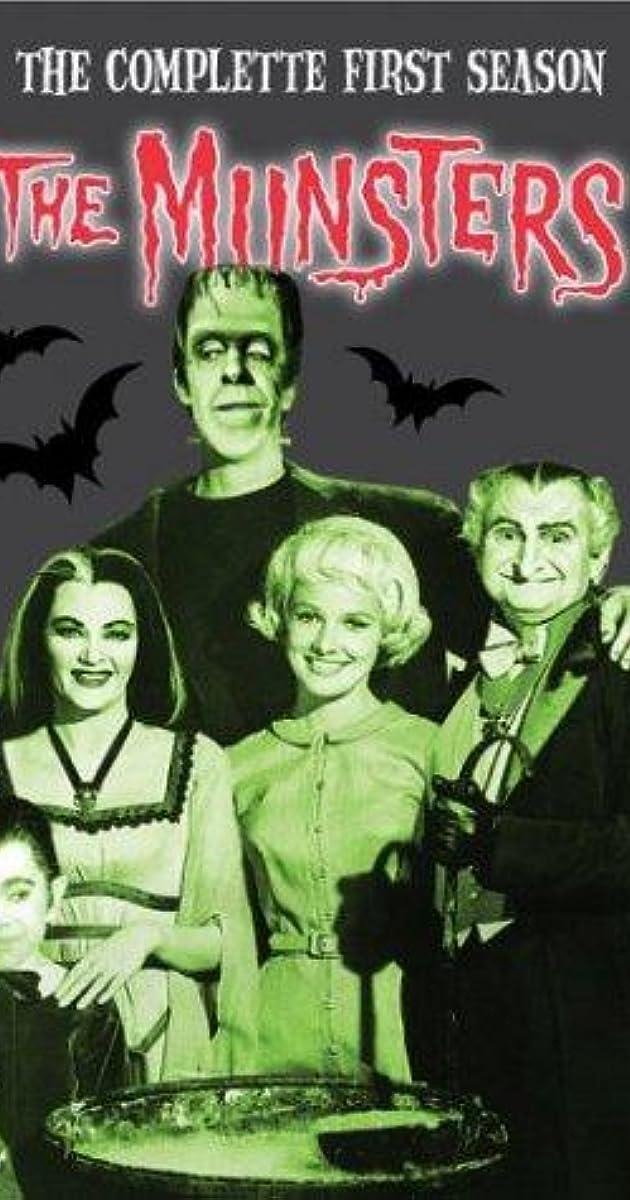 The Munsters Tv Series 1964 1966 Imdb