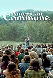 American Commune Poster