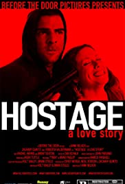 Hostage: A Love Story Poster
