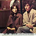 Ian McKellen and Sandy Dennis in A Touch of Love (1969)