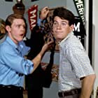 Ron Howard and Anson Williams in Happy Days (1974)