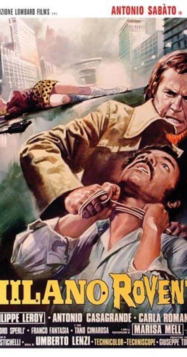 Subtitle of Gang War in Milan