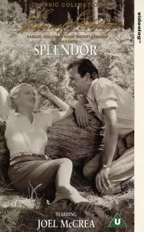 Miriam Hopkins and Joel McCrea in Splendor (1935)