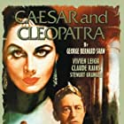 Vivien Leigh and Claude Rains in Caesar and Cleopatra (1945)