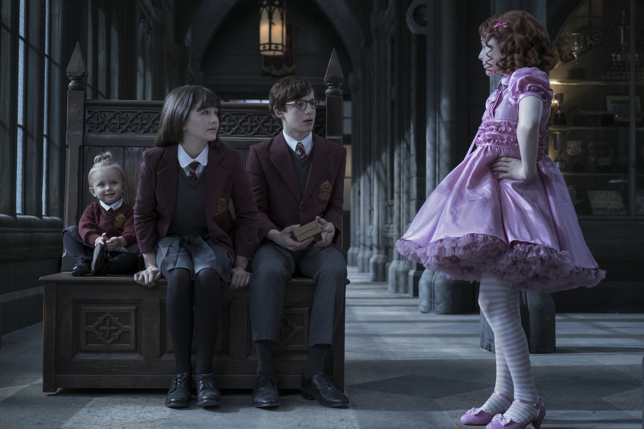 A Series Of Unfortunate Events Tv Series 2017 2019 Photo Gallery Imdb