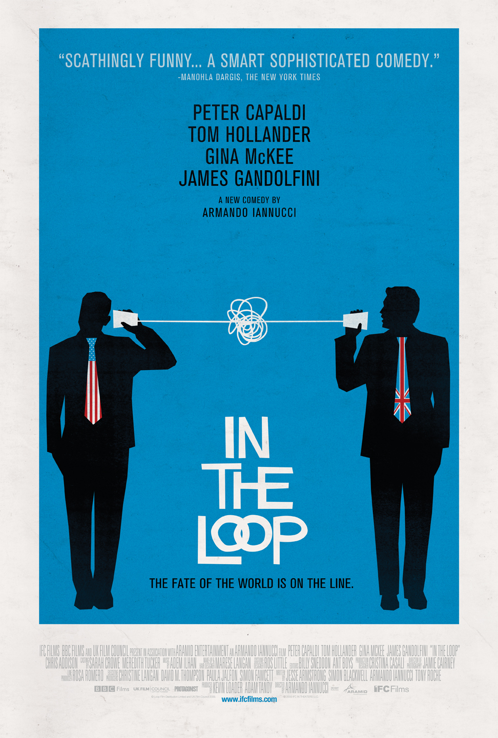 In the Loop (2009) BluRay 480p, 720p & 1080p